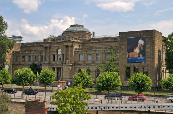 Culture_Staedel Museum_1 - Copyright visitfrankfurt_Holger Ullmann